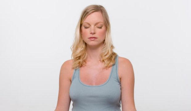 Doğum sırasında rahat bir nefes alın