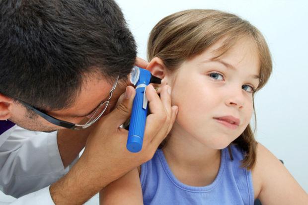 Kronik orta kulak enfeksiyonu
