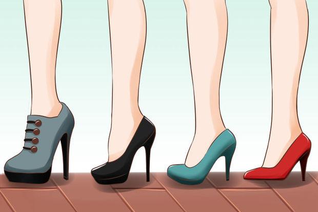 Yüksek topuklu ayakkabı ayak sağlığınızı bozuyor