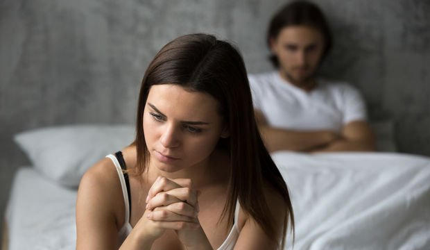 Evlilikte sık rastlanan cinsel problemler