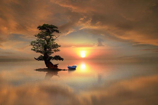 Düşünce gücüyle her gün mutlu