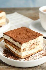 Leziz İtalyan tatlısı: Tiramisu...
