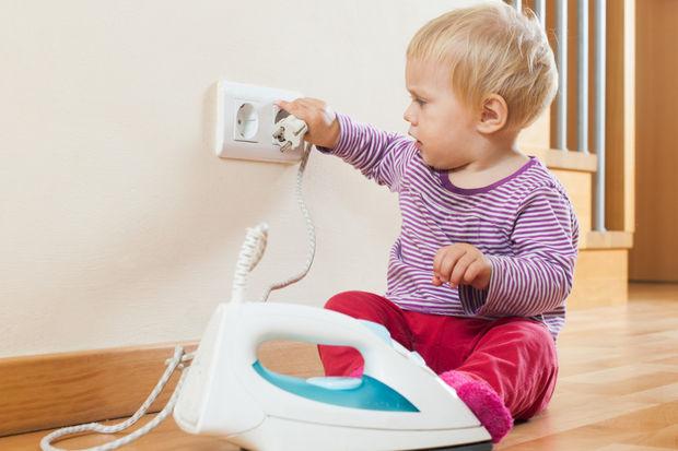 Çocukların yaşayabileceği ev kazaları