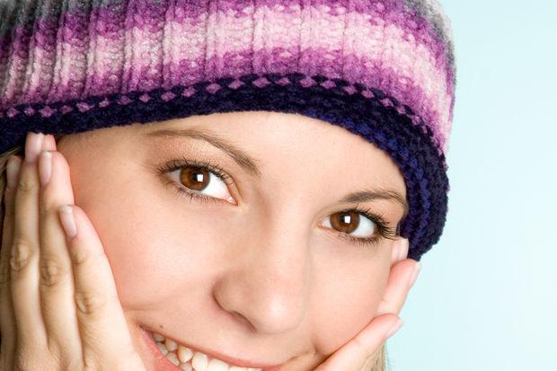 Soğuk havada yüzünüzü kurulamadan sokağa çıkmayın!