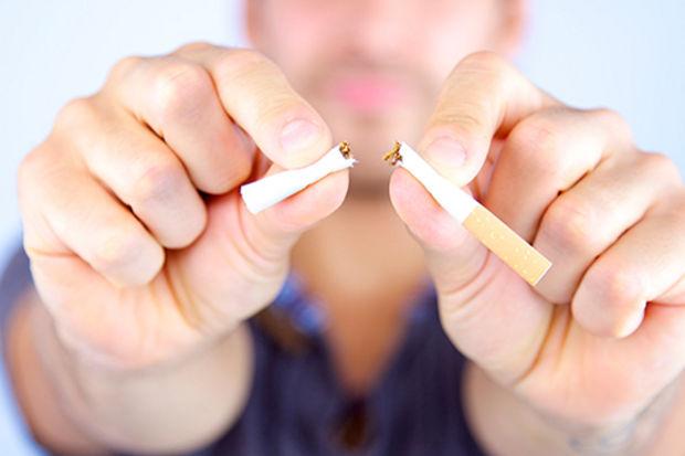 Sigarayı bırakmak mı?