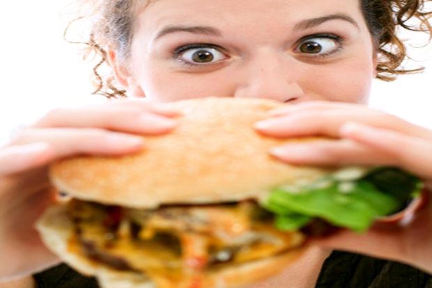 Stresliyken yemeğe sarılmayın