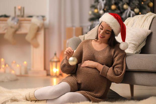 Hamileyken mükemmel yılbaşı geçirmenin 5 kuralı