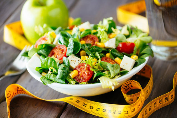 Sım sıkı, sıkı sıkı bir diyet!