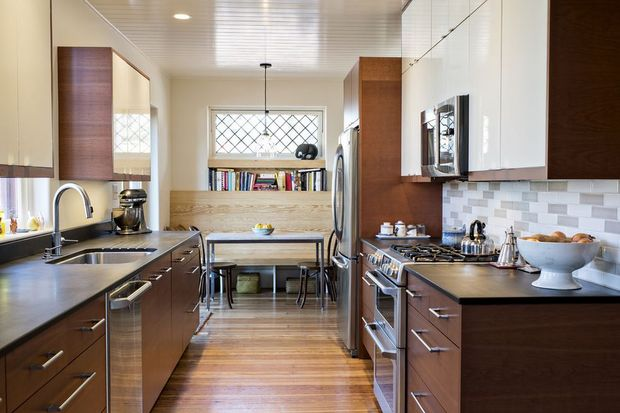 Mutfak tezgahı seçerken...