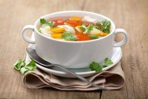 Sebze çorbası - Sebzelerle arasınız nasıl? Mis gibi b...