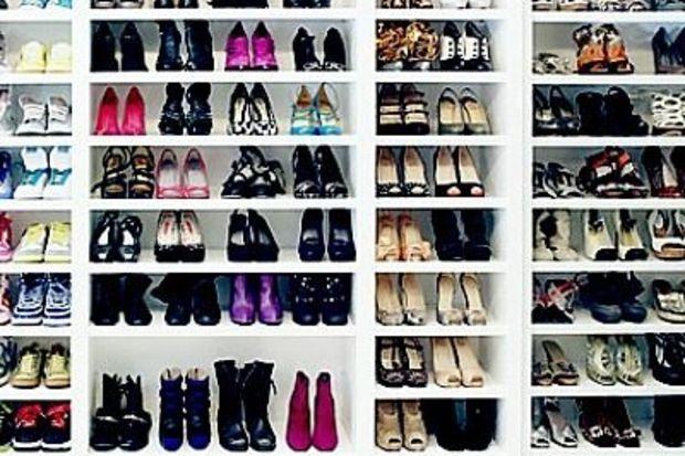 Ayakkabı seçerken…