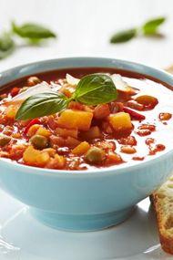 Nefis sebzeli tavuk çorbası