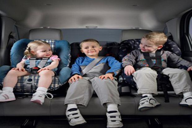 Çocuklarımızla birlikte güvenle seyahat edelim