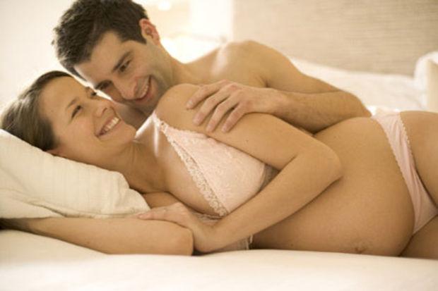 Gebelik sürecinde çiftlerin ilişkileri!