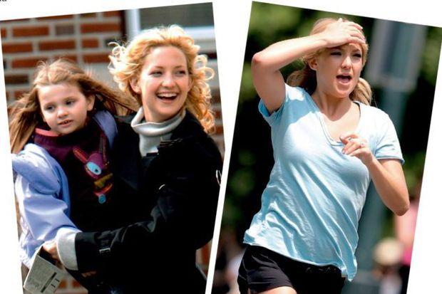 Hollywood annelerinden Kate Hudson!