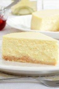 Light cheesecake