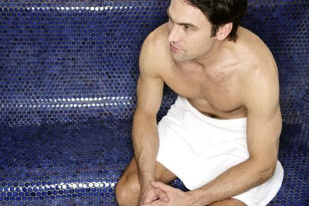 Hamamı ve saunayı seven erkeklerde varikosel riski!