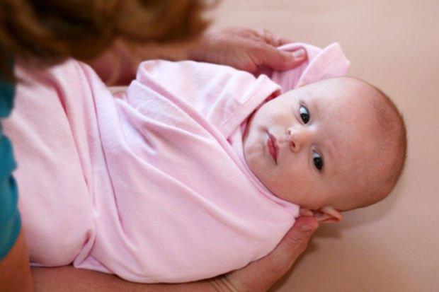 Eski bir gelenek: Bebeği kundaklamak