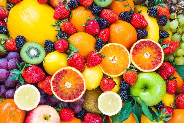 Önemli olan meyvelerin porsiyon ölçüleri