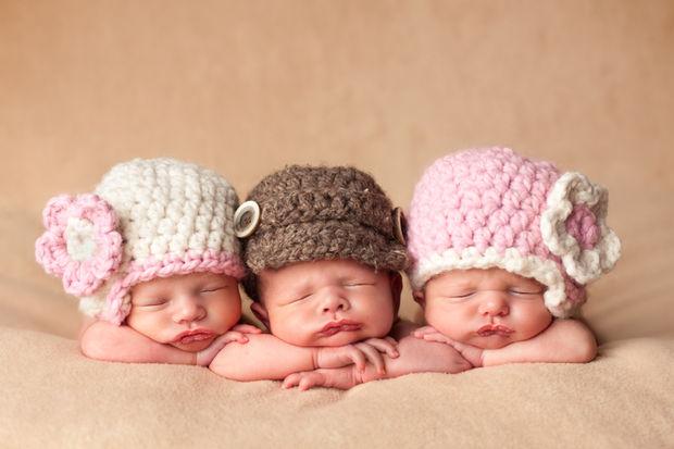 Üçüz bebek bakımı ile ilgili herşey