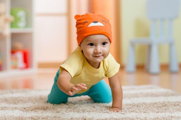 9.Ay Bebek Gelişimi