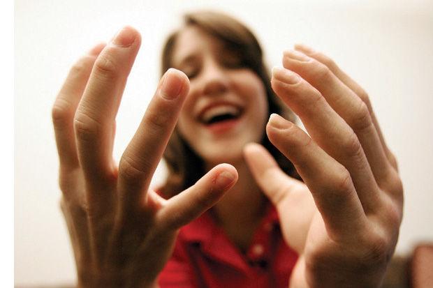 Ellerinizde lekeler mi var?
