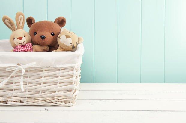 Bebeğiniz için sağlıklı oyuncaklar