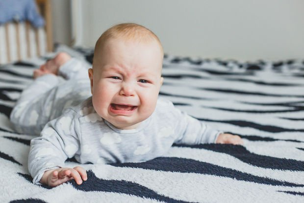 Kolikli bebeğinizi rahatlatmak için 21 strateji!