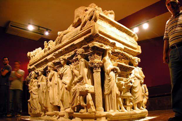 İstanbul Arkeoloji Müzesi