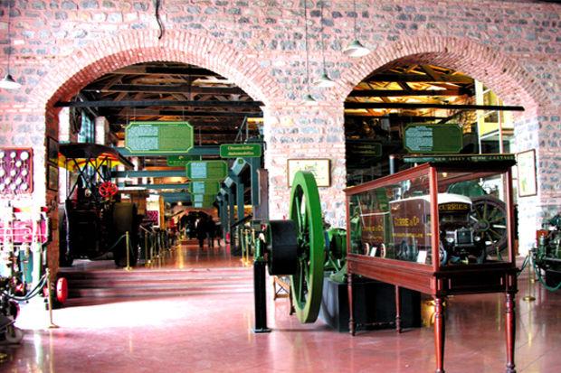 Rahmi Koç Sanayi Müzesi