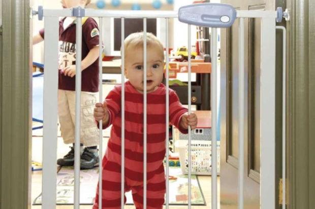 Bebeğiniz için ev güvenliği