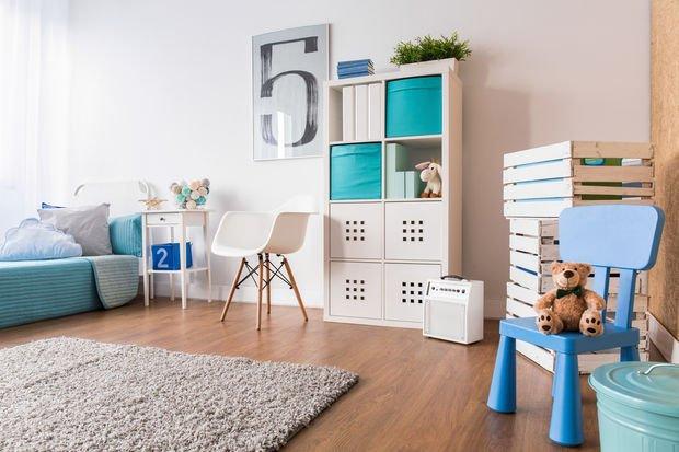 Çocuk mobilyaları nasıl boyanır?