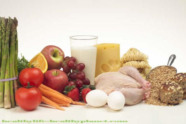 Vitamin ve mineraller için tavsiyeler