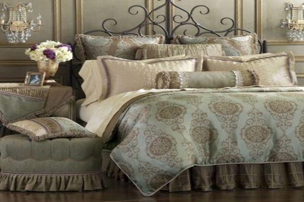 Lüks yatak takımı ve tekstili almak için ipuçları