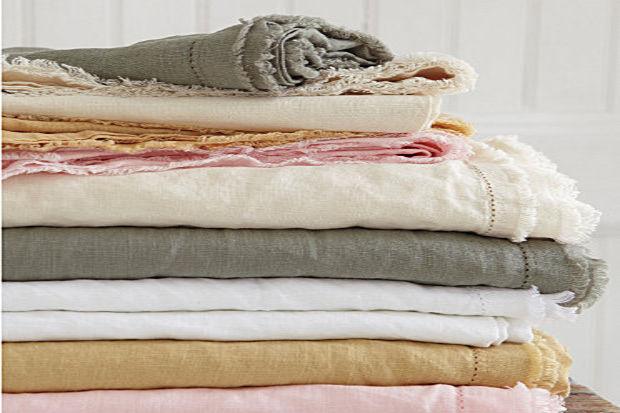 Yatak örtüsü bakımı: Yatak örtüsü ve nevresim takımı yıkama