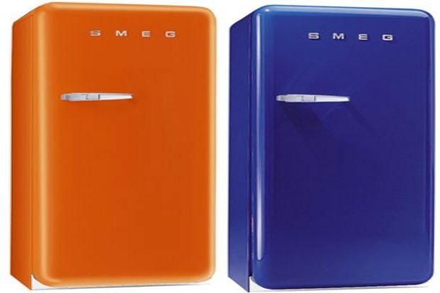 Sıradışı retro ve benzersiz elektrikli ev aletlerinin markası Smeg!