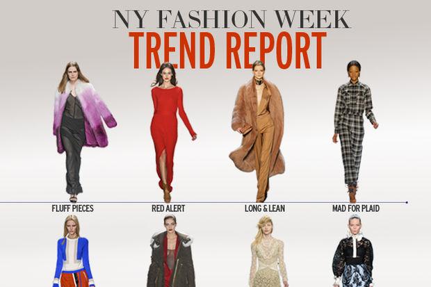 Elle Sonbahar Kış 2011 Trend Raporu