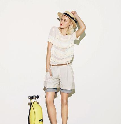 Moda bluzlar yaz 2011 yazında 54
