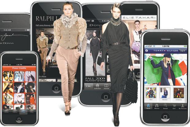 Ücretsiz iPhone moda uygulamaları
