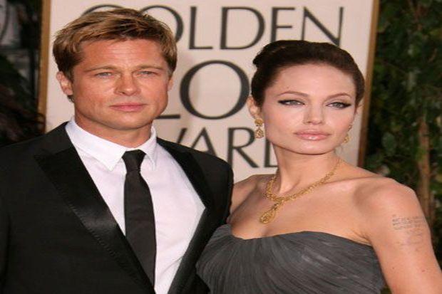 Angelina Jolie ve Brad Pitt'in film setinde başlayan aşkları