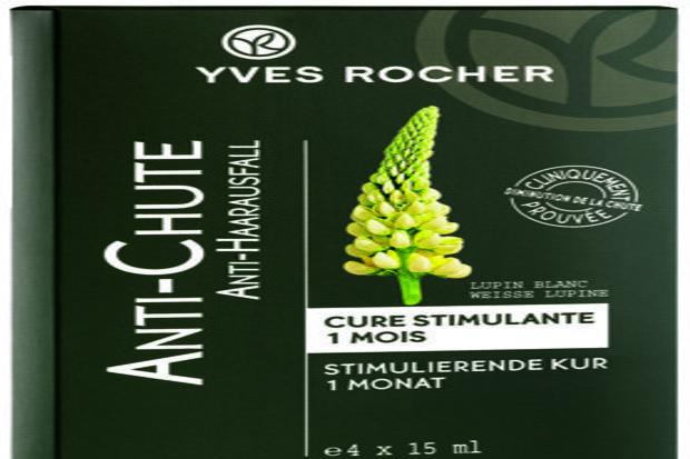 Yves Rocher saç dökülmesine karşı...
