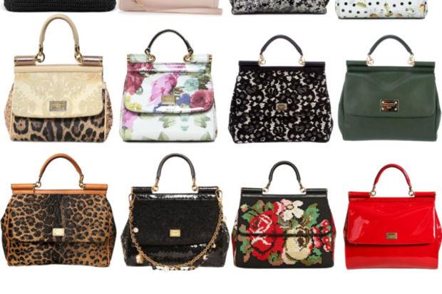 D&G'nın ikonik çantası Miss Sicily küçülüyor