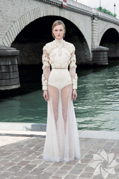 Givenchy 2011 Haute Couture Koleksiyonu