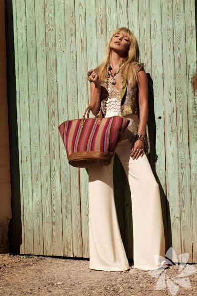 <p>Still ikonu Kate Moss'un fotoğrafları...</p>