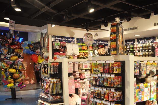 Balonevi Party Store İstinyePark'ta