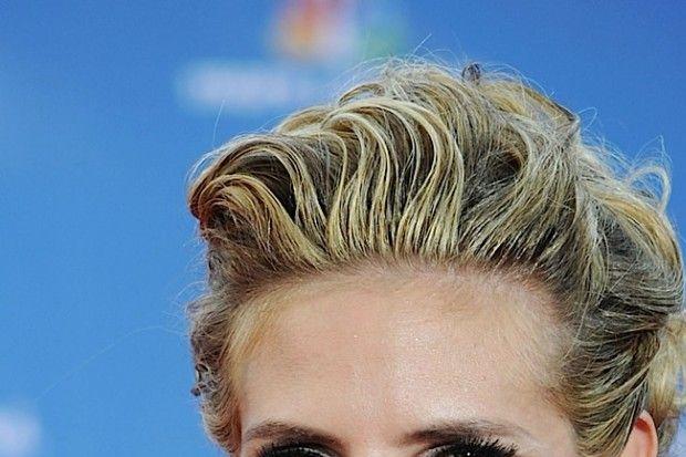 Heidi ışık saçıyor!