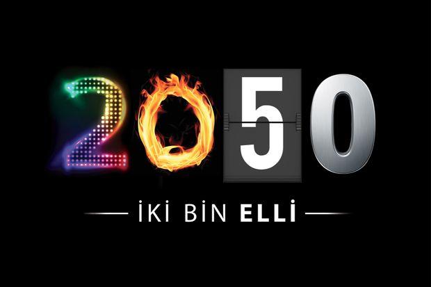 """2050 Bu kitapta """"gelecek"""" var!"""