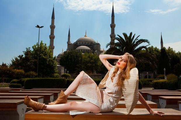 """Kariyer İstanbul'a """"doku""""ndu..."""