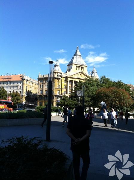 <p>Macaristan'ın başkenti Budapeşte...</p>
