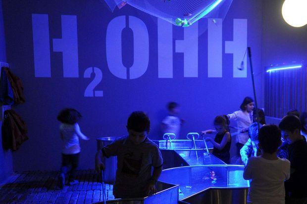 """Çocuklar için """"Teknoloji Harikası Müze"""" açıldı"""